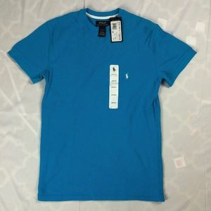 New $40 Mens S Polo Ralph Lauren Henley T Shirt Sh